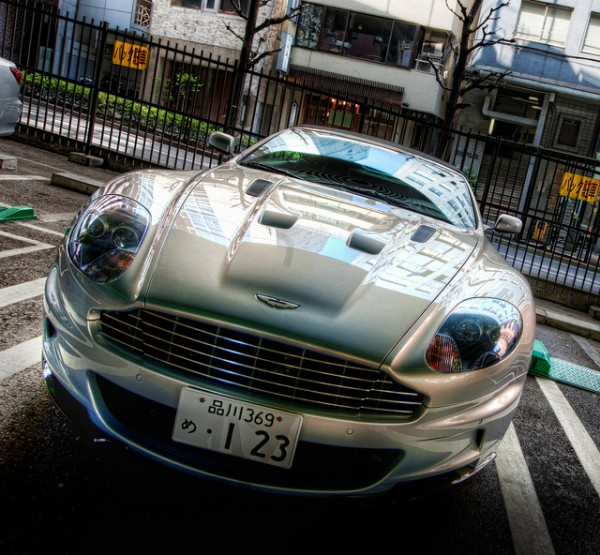 Awesome Car in Tokyo by Stuck in Customs