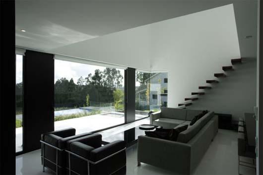 C mo cambiar la decoraci n de tu casa con la combinaci n - Casas decoradas en blanco ...
