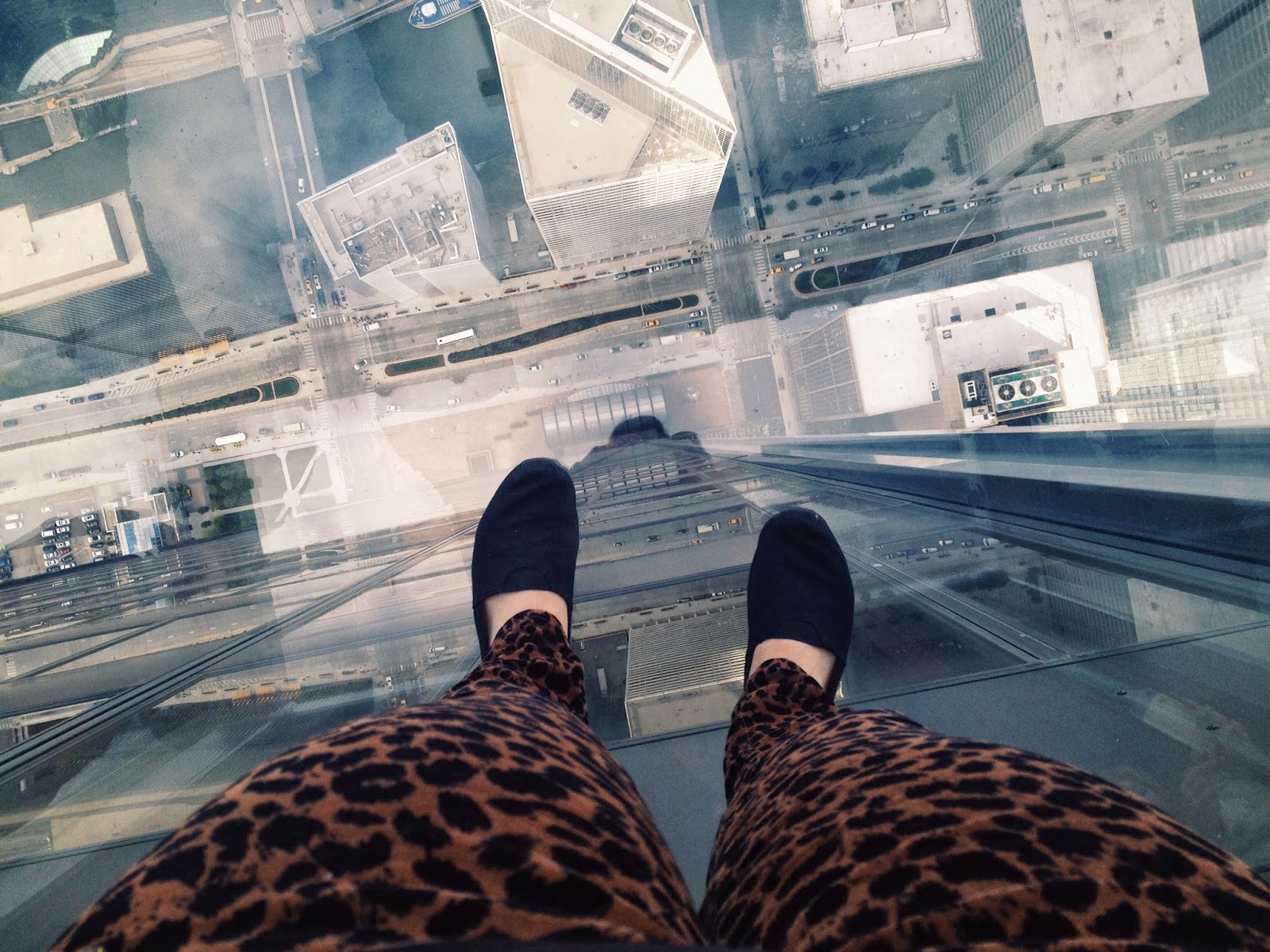 Essay on fear of heights