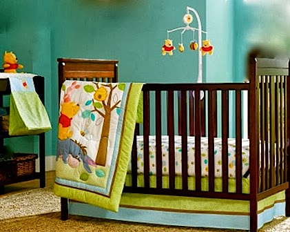 baby nursery design safety
