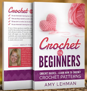 Crochet Paperback Book for Sale!