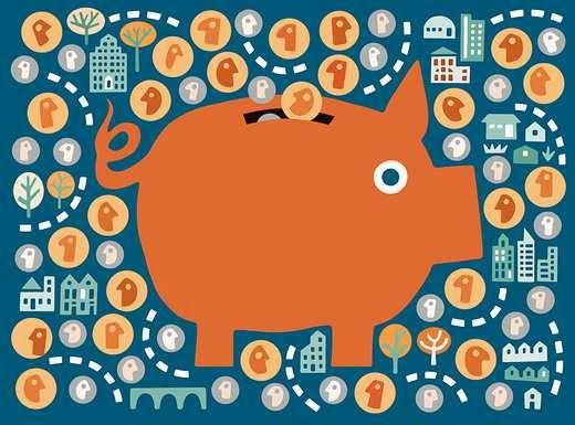 scrittura con il crowdfunding