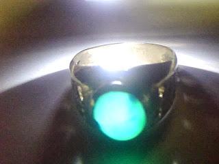Batu Cincin Bacan Doko Crystal