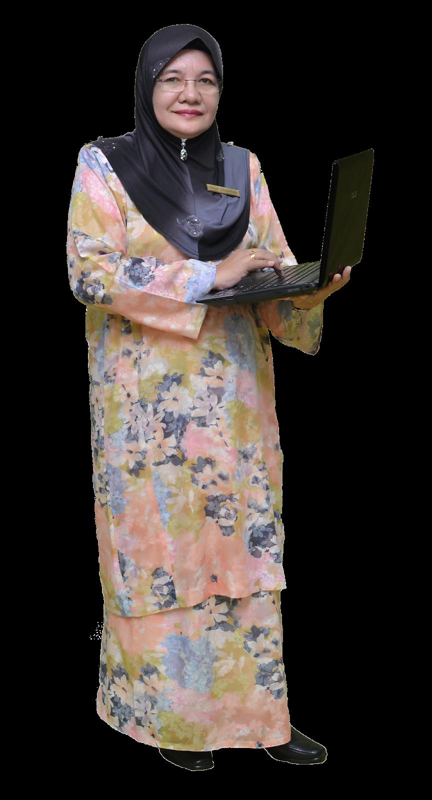 Majlis Persaraan YM Puan Raja Zaharah Guru penolong kanan Tadbir dan Kurikulum 2014