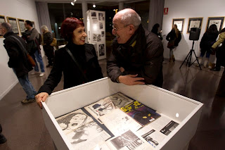 Inauguració de l'exposició 6