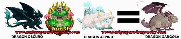 como obtener el dragon gargola en dragon city formula 1