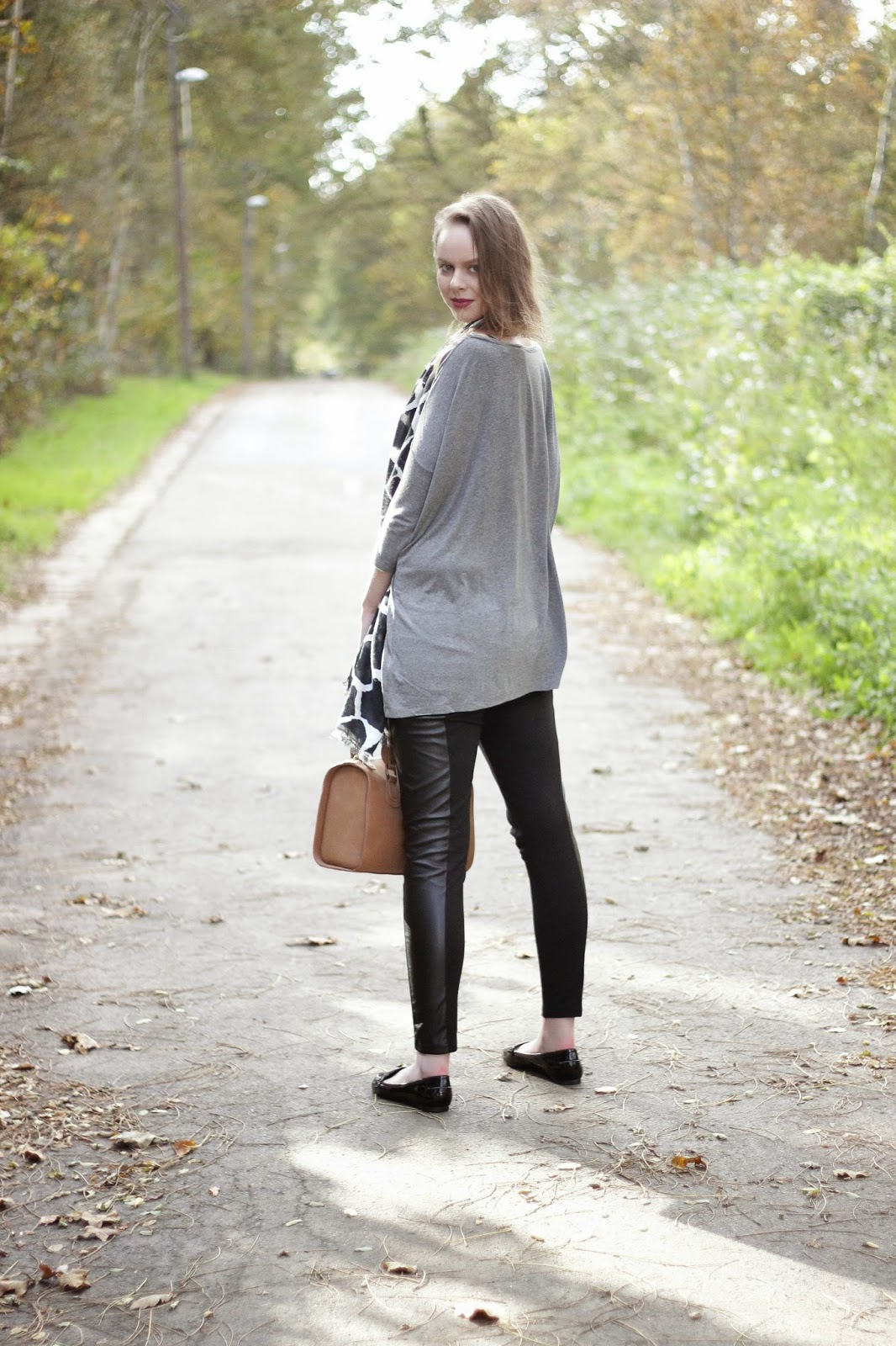 fall outfit fashionblog