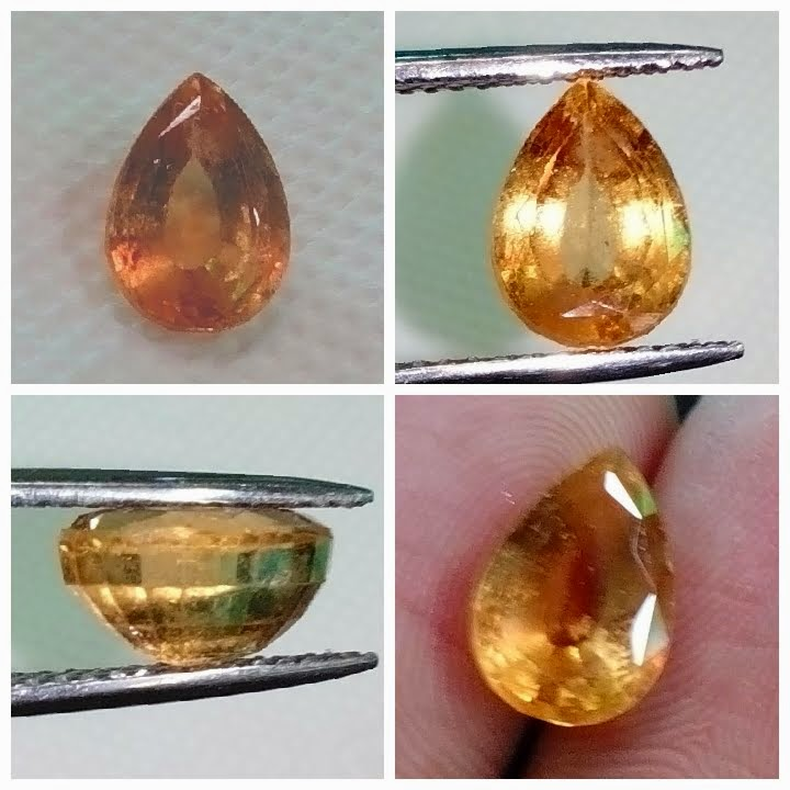 natural yellow garnet (TB0129) (Rp.350.000) nett