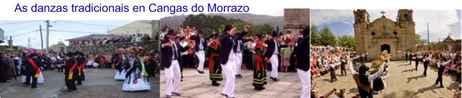 As danzas tradicionais en Cangas do Morrazo