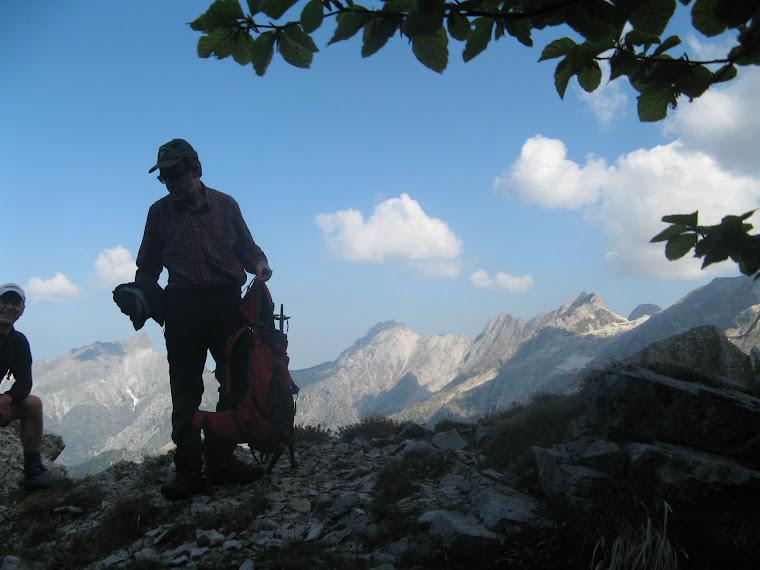 Alpi Apuane, Contrario e Cavallo
