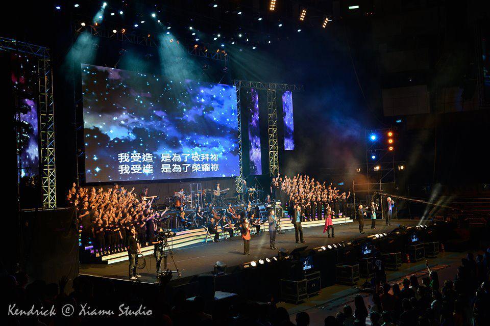 撒拉弗計畫~讚美之泉2012香港敬拜現場 - 音樂-GOOD TV 好消 …_插圖