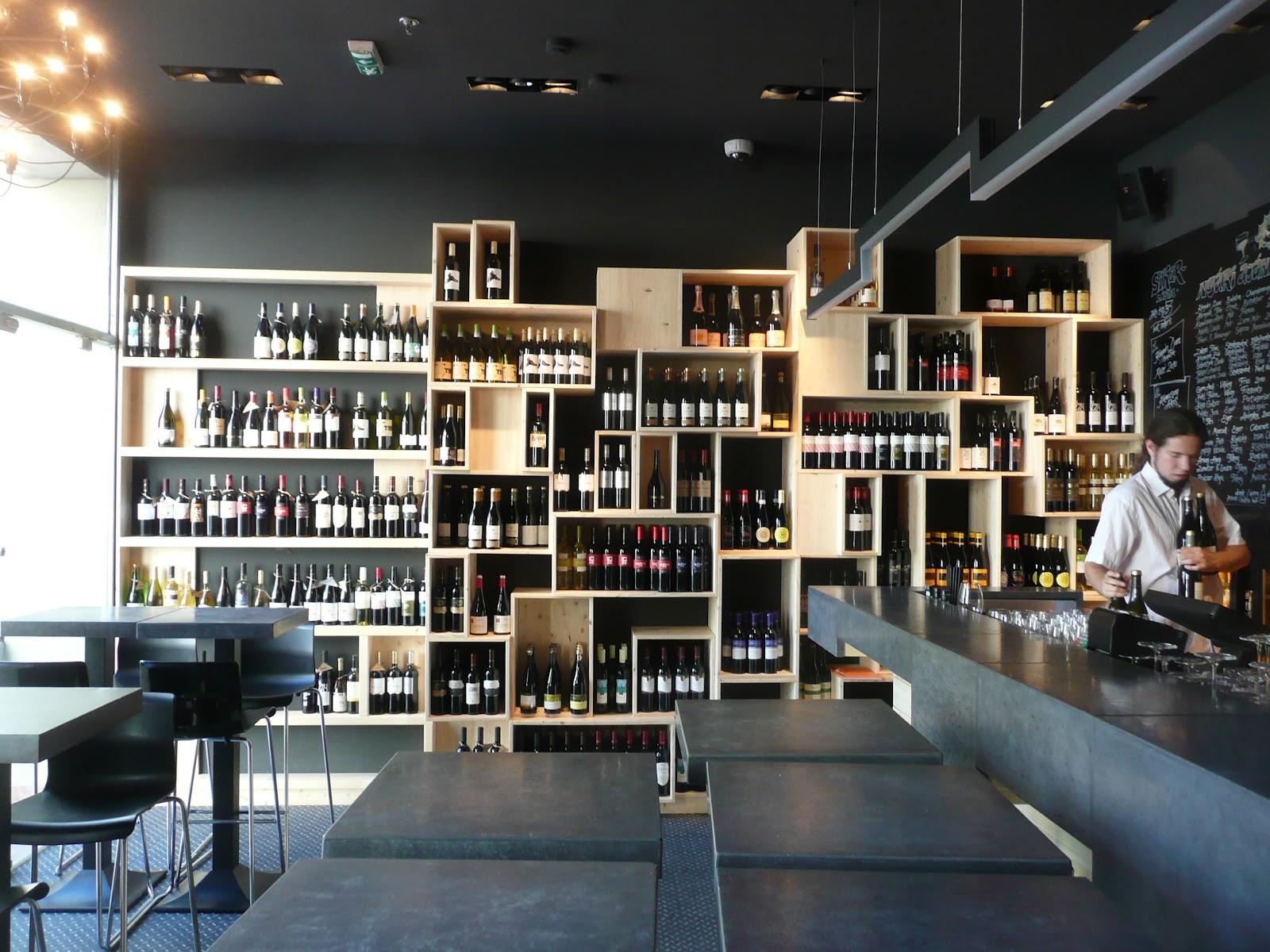 Schiller wine schiller 39 s favorite wine bars in budapest for Modern wine bar design