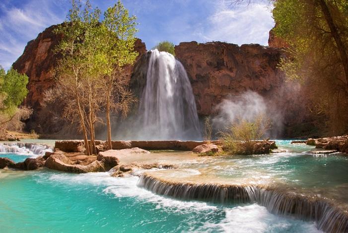 Tourism: Havasu Falls