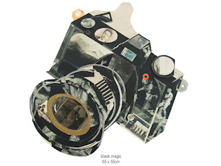 Peter Clark collage camera