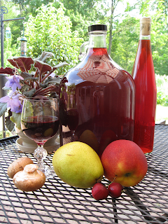 Как сделать великолепное вишневое вино 838