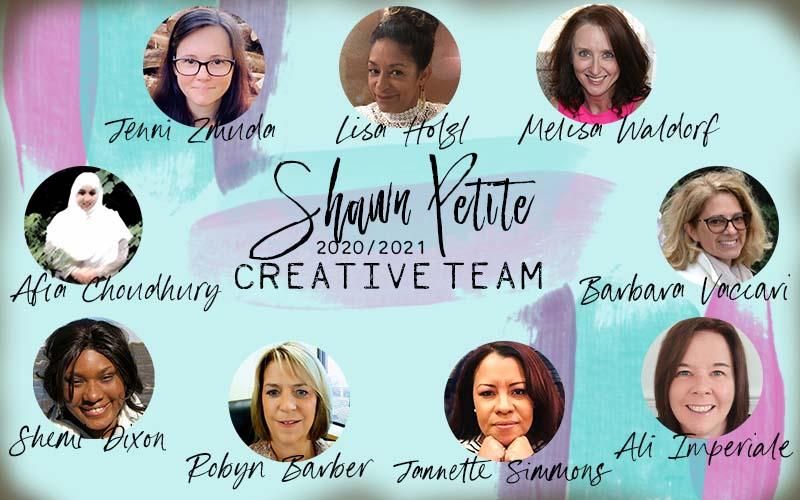 I'm designing for Shawn Petite!