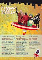 Carnaval de Sarrià 2016 (Feb 4-6-10)