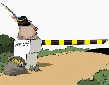 Pedágio em Humaitá-AM