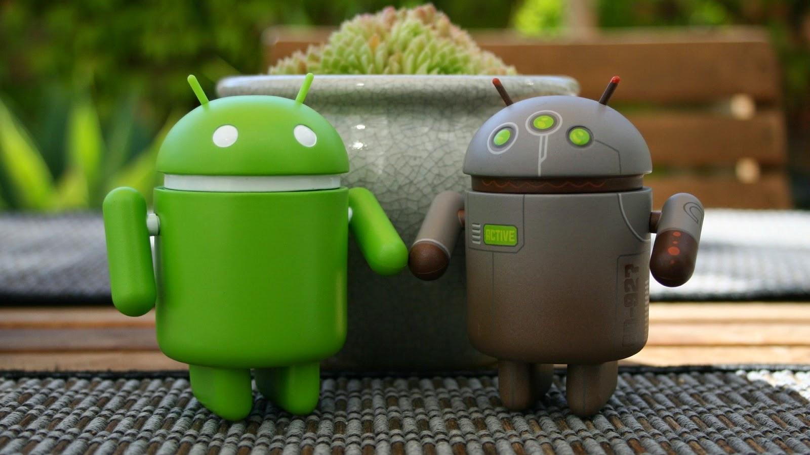 Android green Computer Desktop HD Pics Download