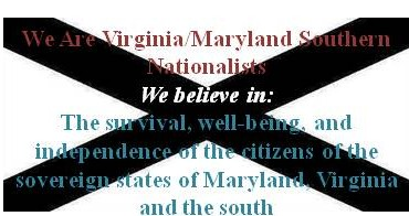 VA-MD Southern Nationalist