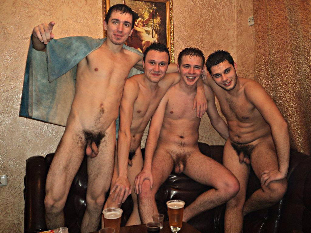 Фото Обнаженных Русских Мужчин