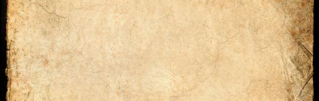 宝の地図でもかかれていそうな雰囲気 | アンティーク感たっぷりのフリー紙テクスチャー素材