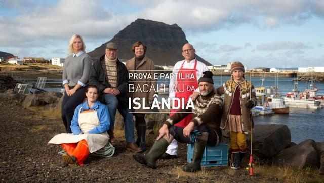 Divulgação: Bacalhau da Islândia Promove-se na Eldhús Hús e nas Redes Sociais - reservarecomendada.blogspot.pt