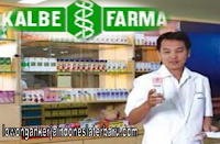 Lowongan, Jobs, Career Officer, Supervisor & Manager at PT Kalbe Farma Tbk rekrutmen January 2013