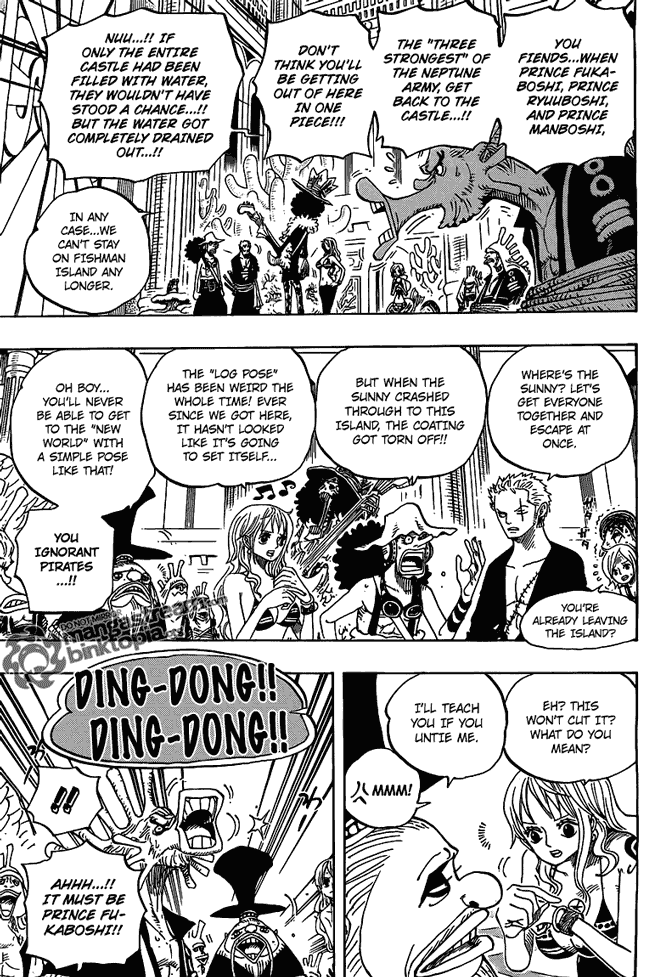 Read One Piece 614 Online | 03 - Press F5 to reload this image