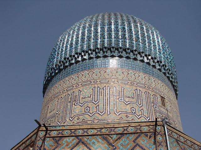 Uzbekistán, Samarkanda - Mausoleo de Amir Timur