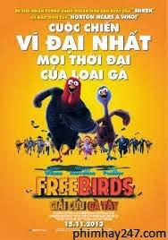 Giải Cứu Gà Tây - Free Birds