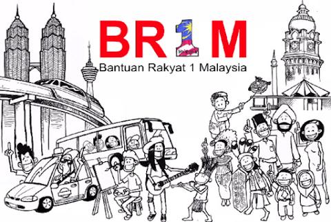 [Viral] Maklumat Palsu Mengenai BR1M 2016