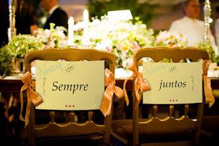 placas para cadeira dos noivos para imprimir gratis