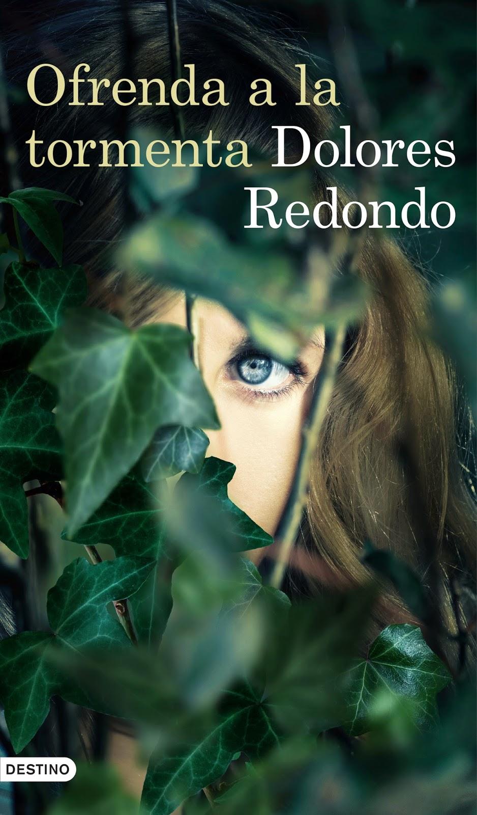 Ofrenda a la tormenta - Dolores Redondo (2014)