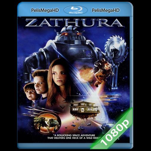 ZATHURA: UNA AVENTURA ESPACIAL (2005) 1080P HD MKV ESPAÑOL LATINO