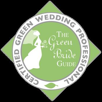 Certified Green Wedding Professional