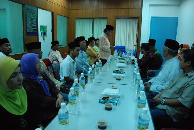 36. Majlis Iftar Sandakan (2011)