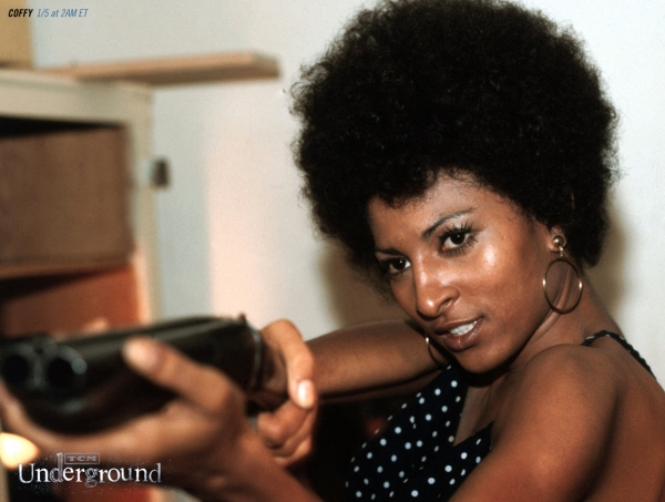 coffy pam grier with - photo #12