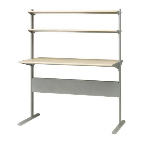 SALE: IKEA Fredrik Computer Desk / Workstation Home Design Ideas