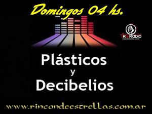 PLASTICOS Y DECIBELIOS