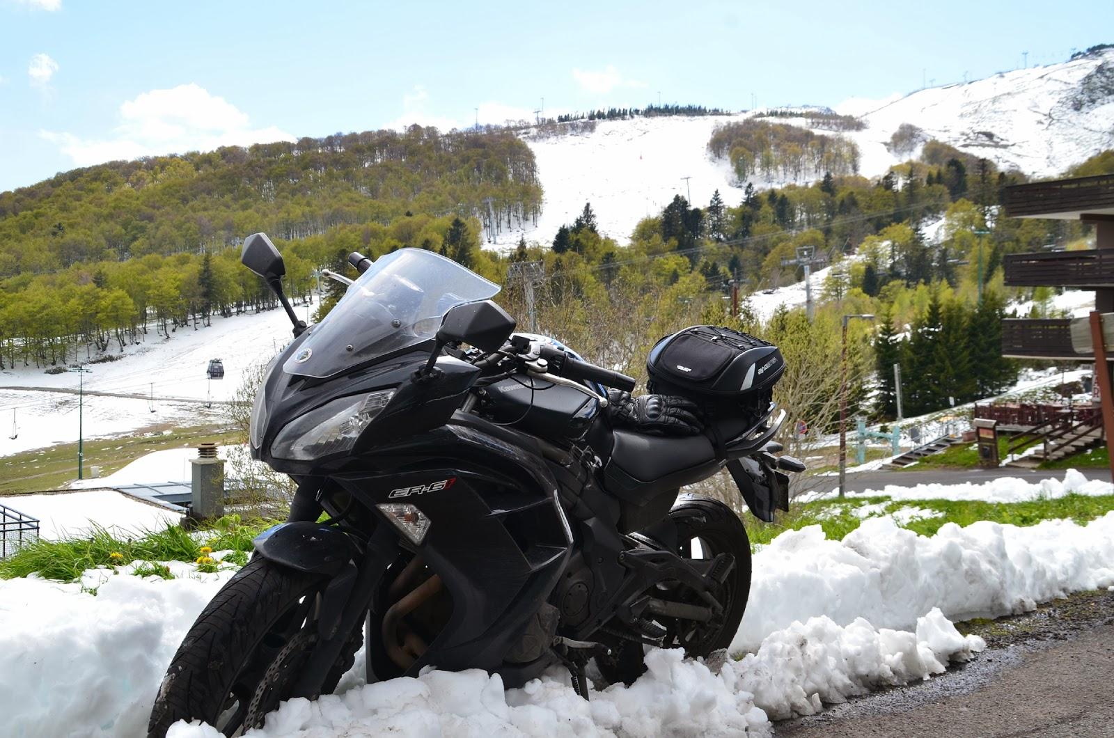 Super Besse, Auvergne, ER6