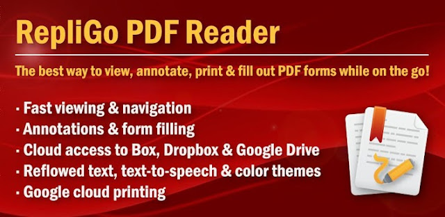 RepliGo PDF Reader v4.2.1 APK