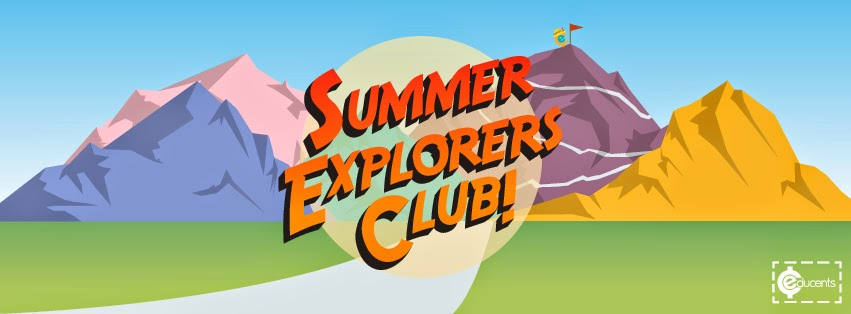 Come join the Summer Explorer's Club!