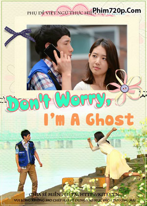 Don't worry, I'm a Ghost 2012 poster