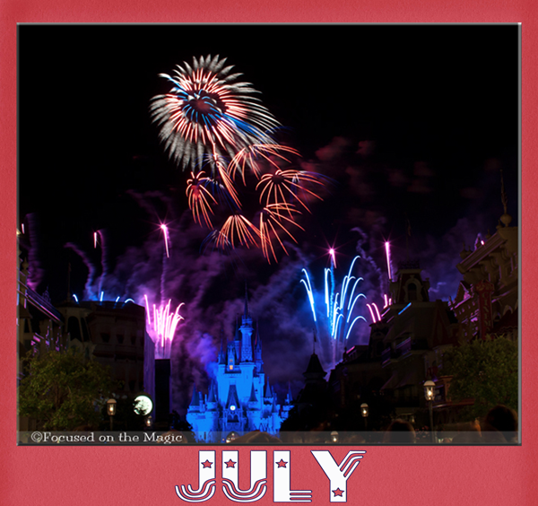 Wishes + Magic Kingdom