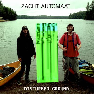 DISTURBED GROUND front cover