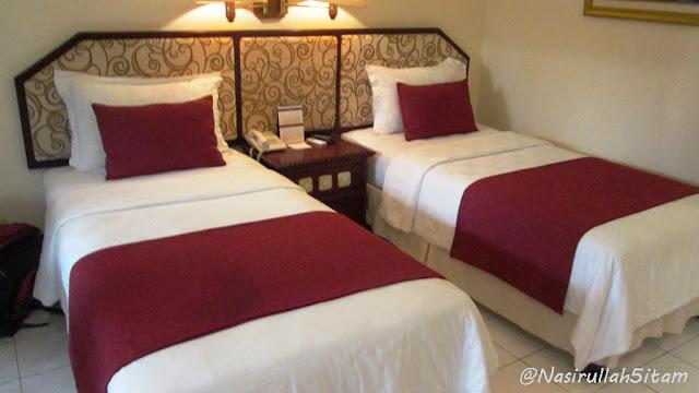 Kamar di Hotel Puri Asri, Magelang