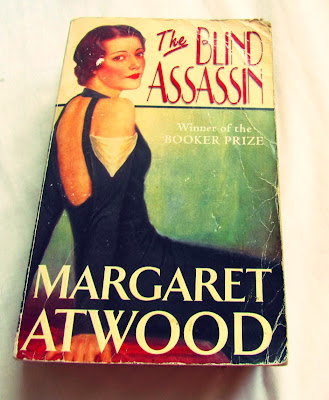 Margaret Atwood, The Blind Assassin, secondhand, paperback, book, flapper