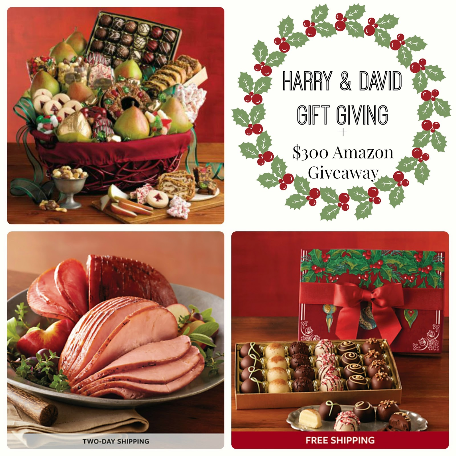 Harry & David Coupons.com Help with The Holidays
