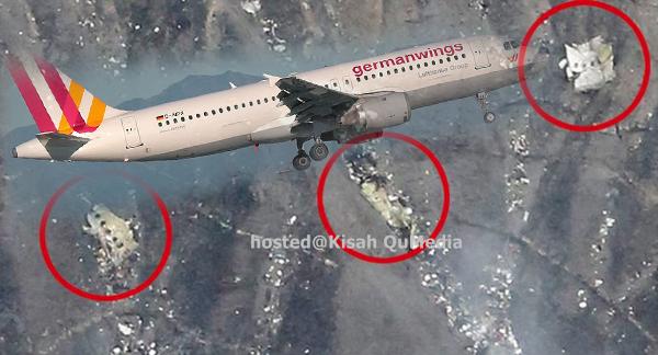 Ngeri Foto Pesawat Airbus A320 Berkecai Dengan Serpihan Sebesar Sebuah Kereta